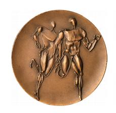 1966年第8屆歐洲田徑錦標賽大銅章