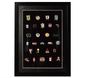 1996年亞特蘭大奧運會徽章一組(27枚 )