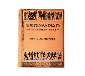 1932年洛杉矶奥运会官方报告